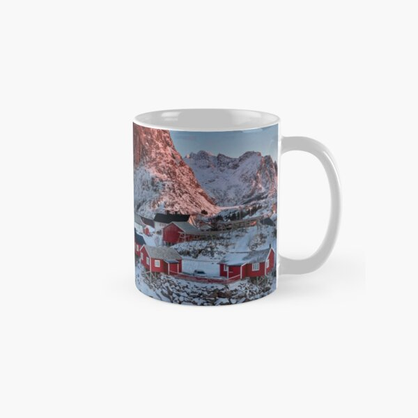 Morning Rose Classic Mug