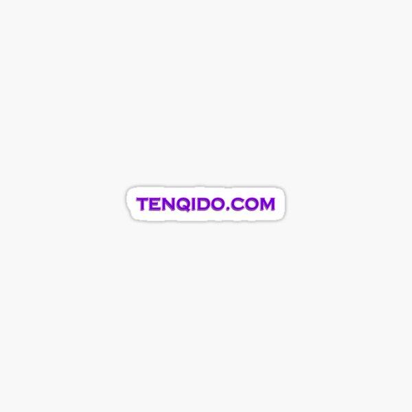 Tenqido.com Sticker