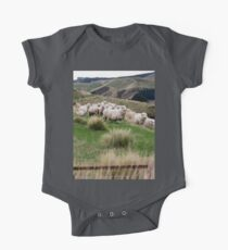 an exciting New Zealand landscape Kids Clothes