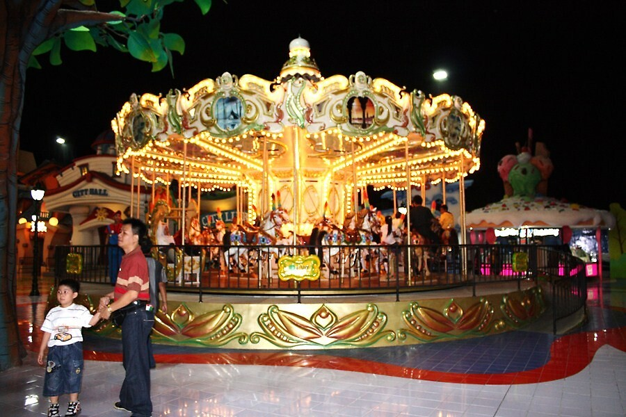 merry-go-round by Putri Astika