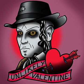Unlikely Valentine by QuantumTattoo