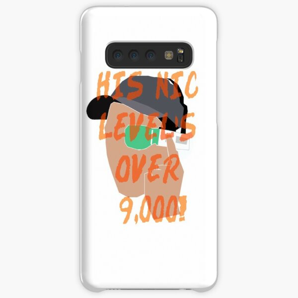 His NIC LEvEls R over 9,000!!! (Noel Miller x MattySmokes) Samsung Galaxy Snap Case