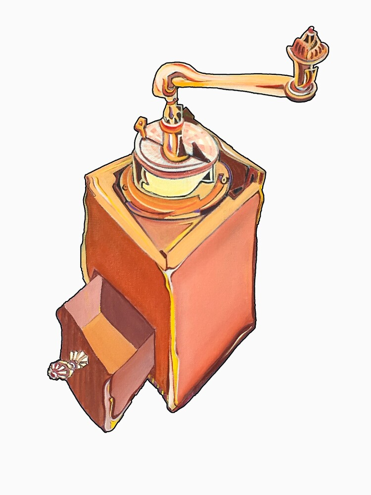 Coffee Grinder by GalleryGiselle