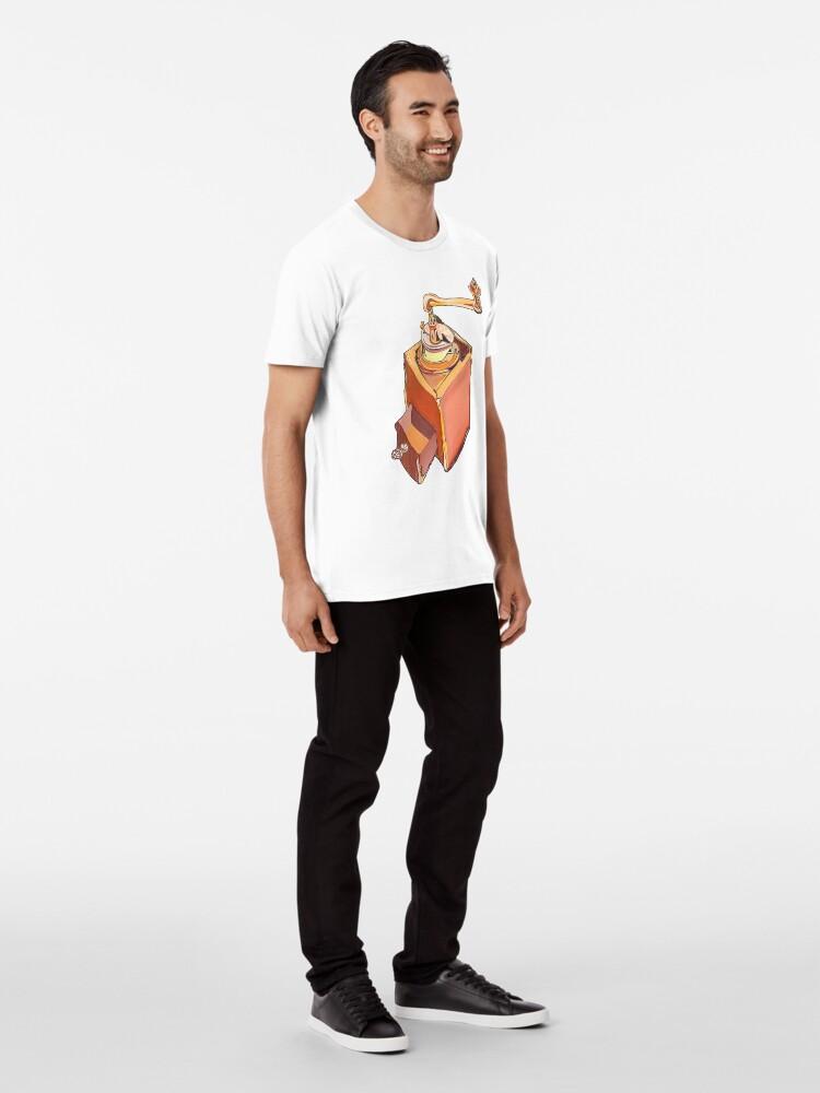 Alternate view of Coffee Grinder Premium T-Shirt