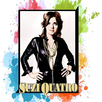 Suzi Quatro - Devil Gate Drive by retropopdisco