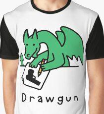 Drawgun Graphic T-Shirt