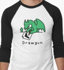Drawgun Baseball ¾ Sleeve T-Shirt