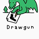 Drawgun by obinsun