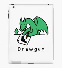 Drawgun iPad Case/Skin