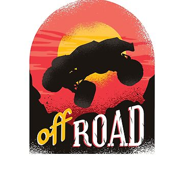 Off Road Shirt Vintage For Country Trucks - Off Roading Gift by 6thave