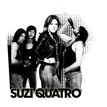 Suzi Quatro - 48 Crash by retropopdisco