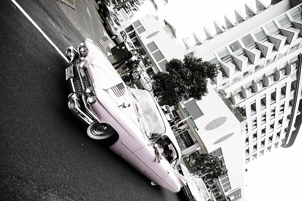 Pink Cadillac by Adam Jones