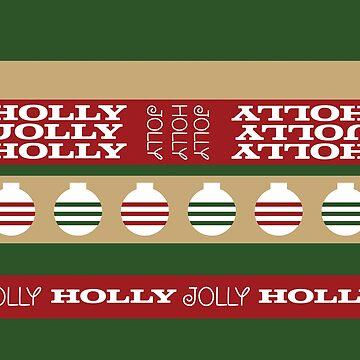 Holly Jolly by ysruss