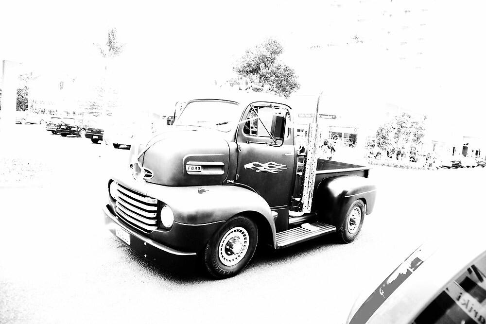 Ye Old Ford by Adam Jones