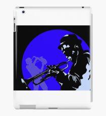 Blue Jazz iPad Case/Skin