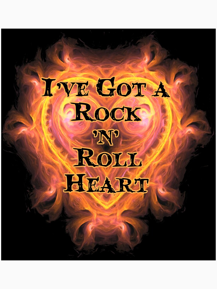 I've Got a Rock and Roll Heart by Chunga
