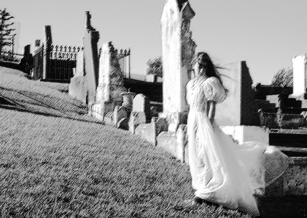 Graveyard Wanderings 1 by Karin Ward