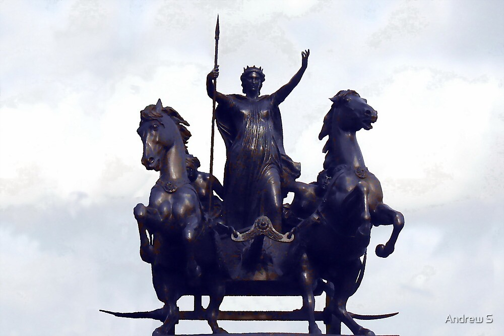 Boadicea by Andrew S