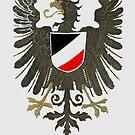 German Eagle 1871 by edsimoneit