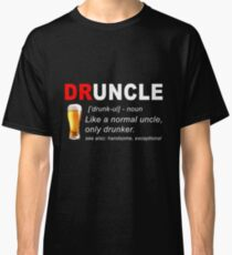 Druncle Beer Classic T-Shirt