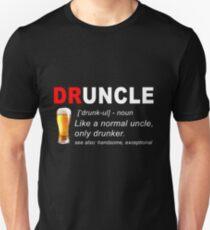 Camiseta unisex Cerveza Druncle