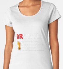 Druncle Beer Women's Premium T-Shirt