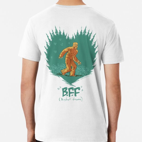 Bigfoot Forever Premium T-Shirt