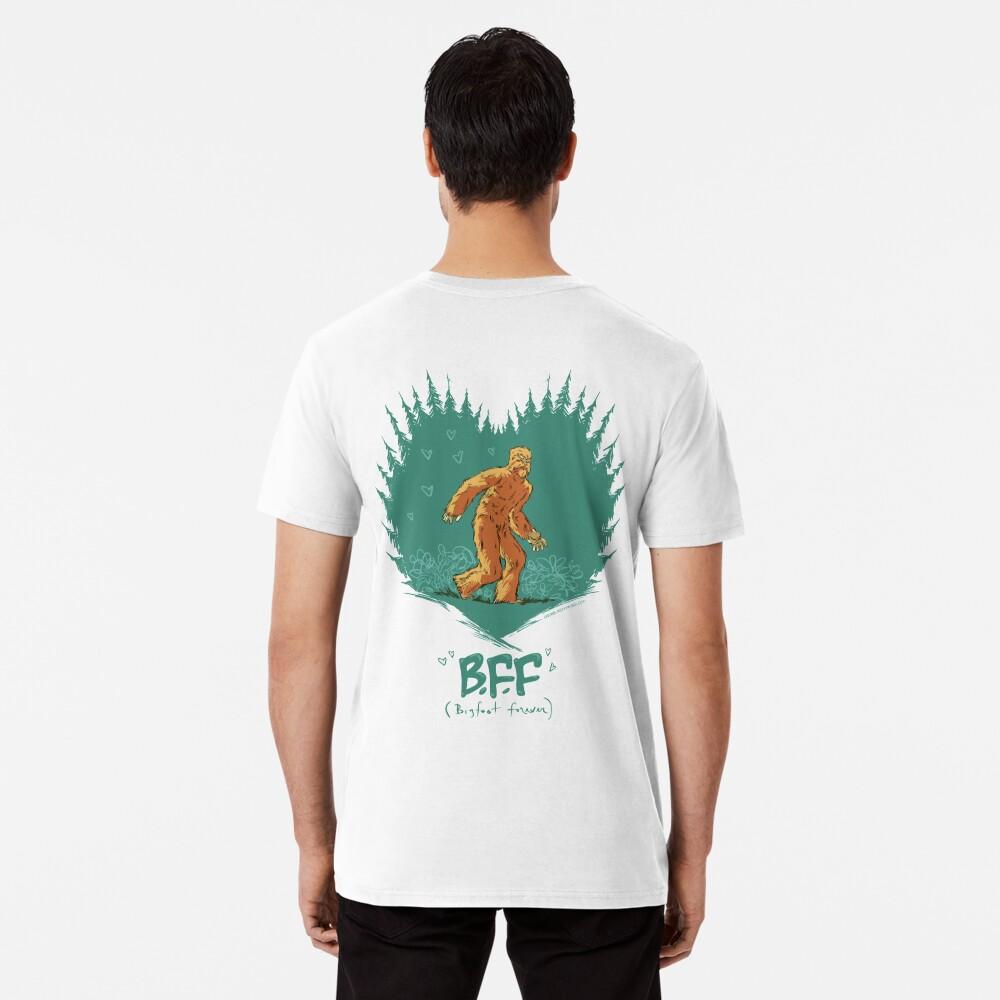 Bigfoot Forever Premium T-Shirt