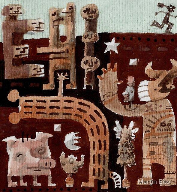 Codex Brut by Martin Eito