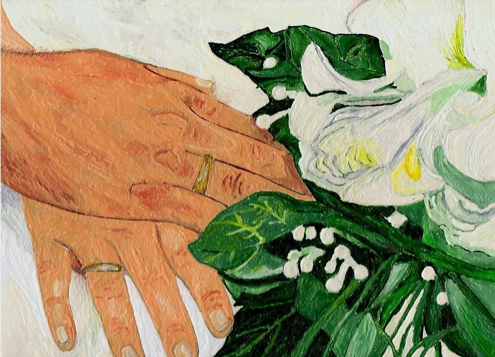 Hands by IngridSlott