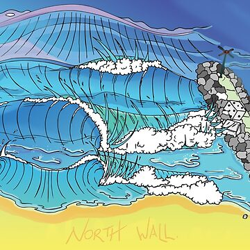 North Wall - Ballina by SpongeBlob