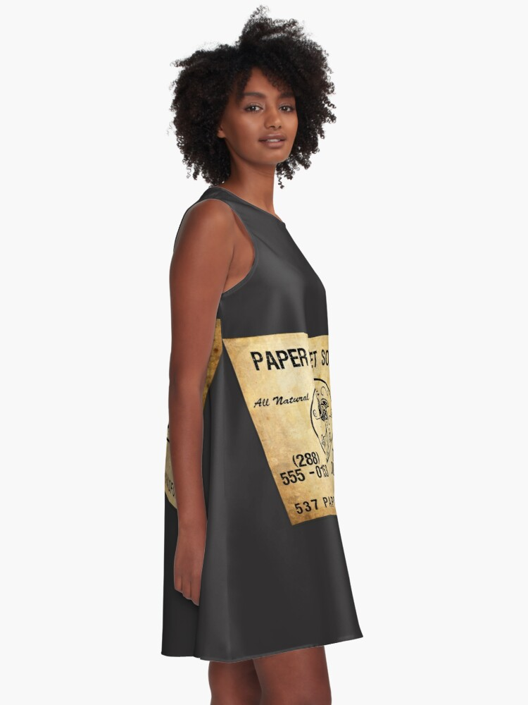 Alternate view of Paper Street Soap Co. A-Line Dress