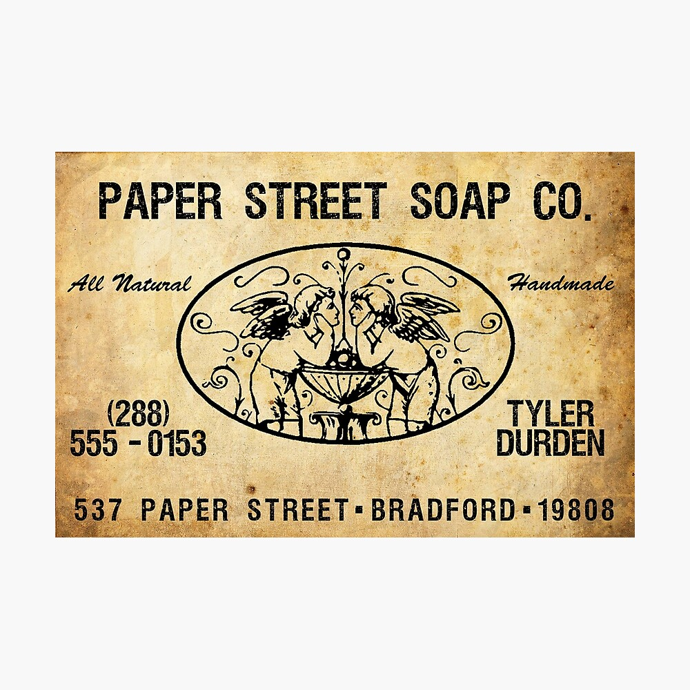 Paper Street Soap Co. Photographic Print