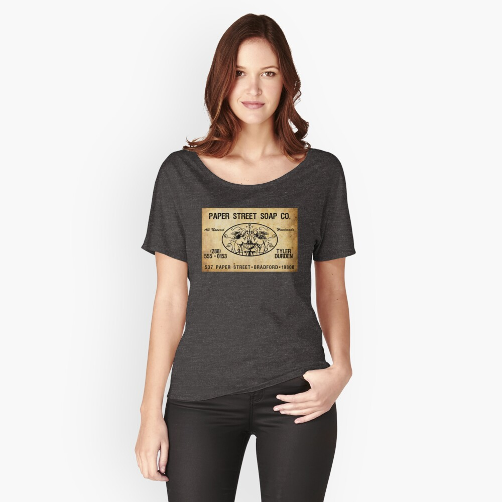 Paper Street Soap Co. Relaxed Fit T-Shirt