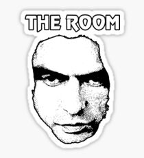 The Room (Movie) Sticker