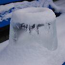 Ice lantern 2 by BrittArnhild