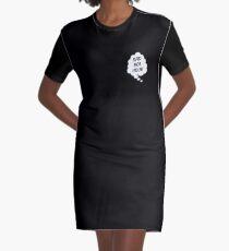 Emma Chamberlain Sad Boi Hour Merch Graphic T-Shirt Dress