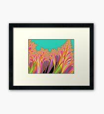 Sea Coral Framed Print
