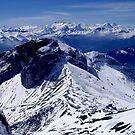 Mt Pilatus, Lucerne (Switzerland) by Christine Oakley