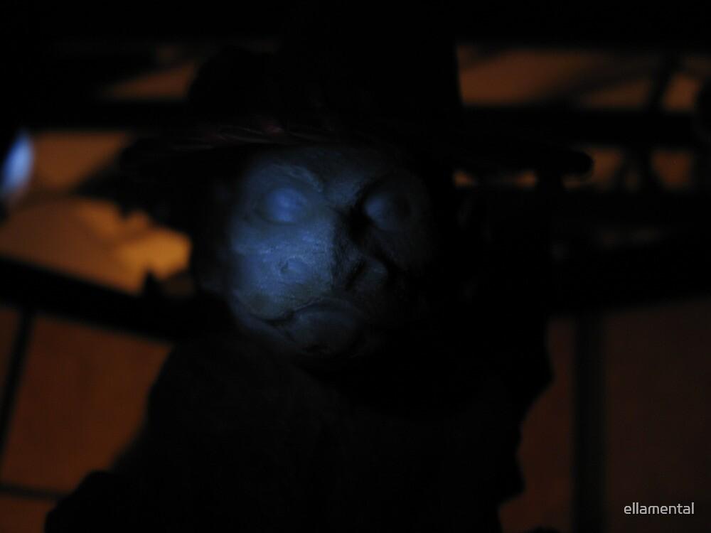 Darkey  Dark by ellamental