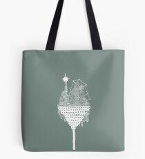Imaginary City Tote Bag