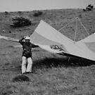 My WASP 229 B3 Hang Glider by John Hooton