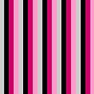 The Stripe Collection - Mulberry 2 by Stephanie Rachel Seely
