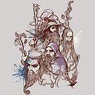 Wizards by Harantula