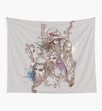 Wizards Wall Tapestry
