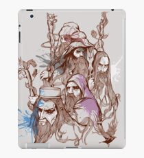 Wizards iPad Case/Skin