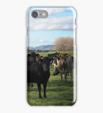 The Welcoming Cowmittee iPhone Case/Skin