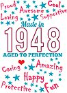 Made In 1948 - Aged To Perfection by wantneedlove