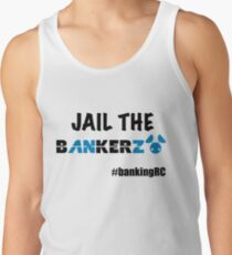 JAIL THE BANKERZ Tank Top
