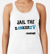 JAIL THE BANKERZ Racerback Tank Top